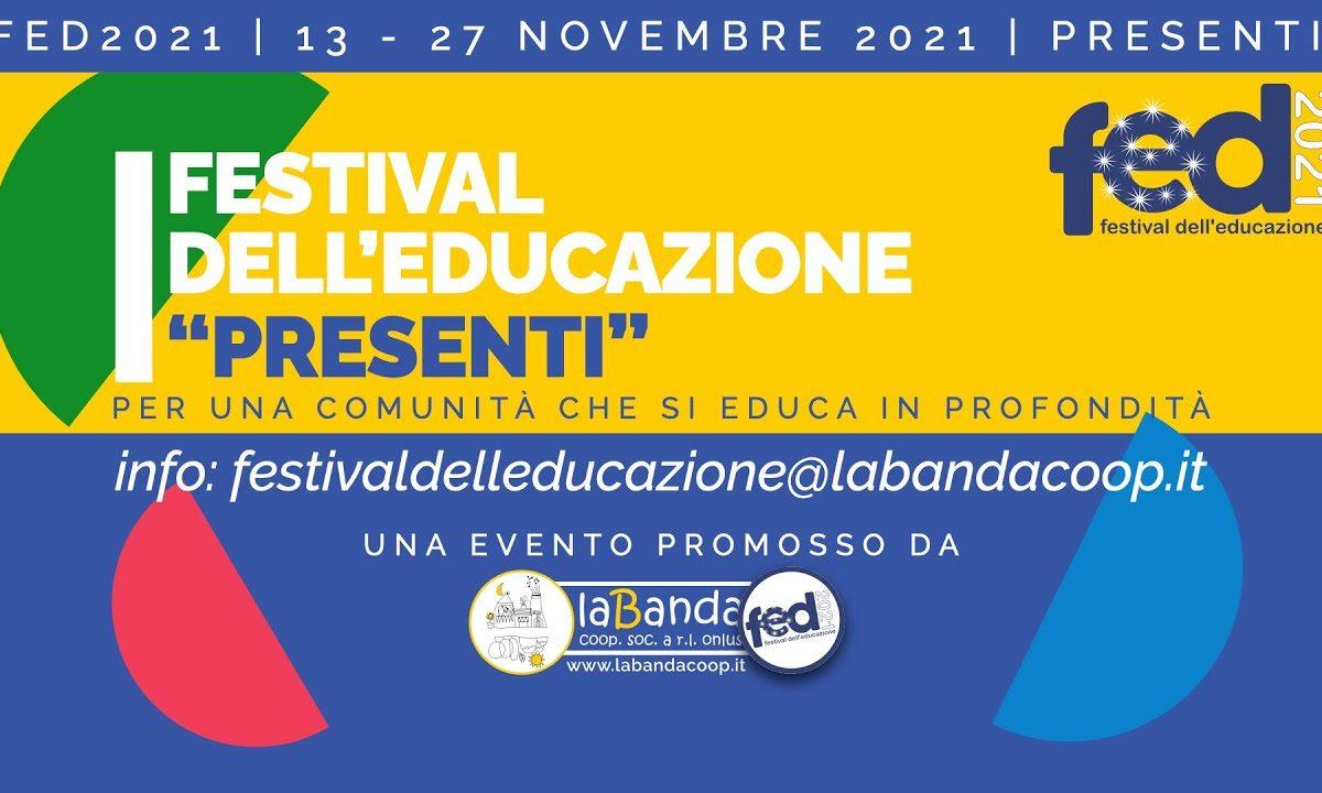 Festival Educazione 2021